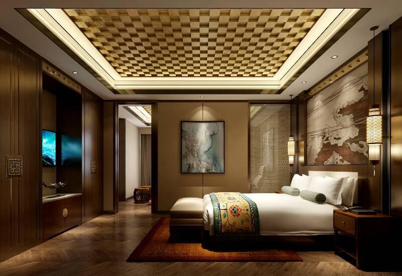 套房卧室4
